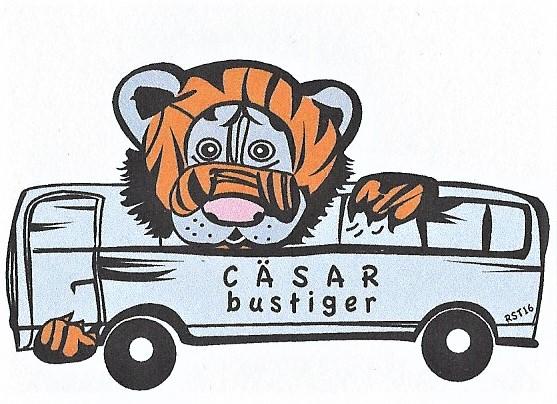 Caesar bustiger Vektorgrafik
