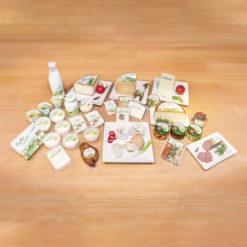 Schafmilchprodukte